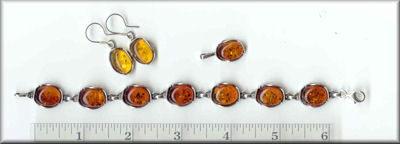 Baltic Amber Jewellry Sets